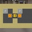 Parkování auta HTML5