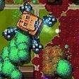 Robotické tanky vs vetřelci