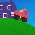 Želatinový náklaďáček
