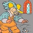 Kocour v botách a myš