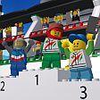 LEGO City Závody na autod…