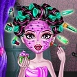 Make-up hra s Monster High
