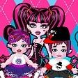 Hlídání Monster High dvoj…