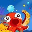 Mořské bubliny HTML5