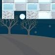 Sněhový Arkanoid HTML5