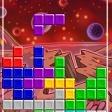 Vesmírný Tetris HTML5
