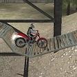Extrémní jízda na motorce…